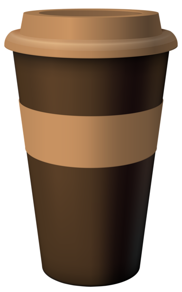 coffee cup png brown
