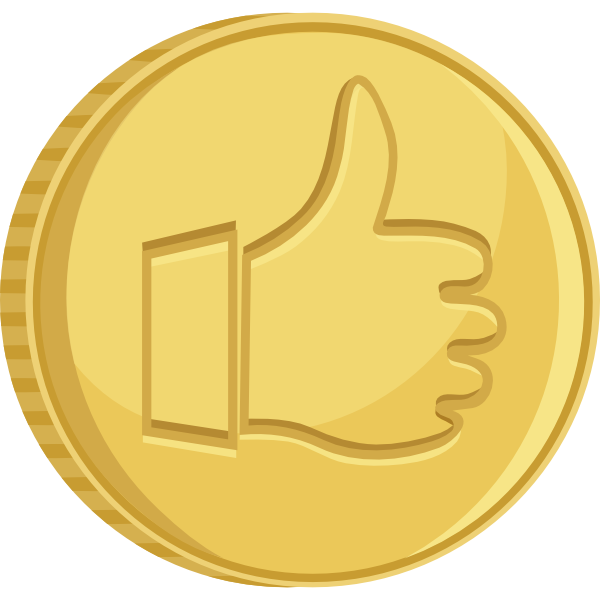 vector coins png
