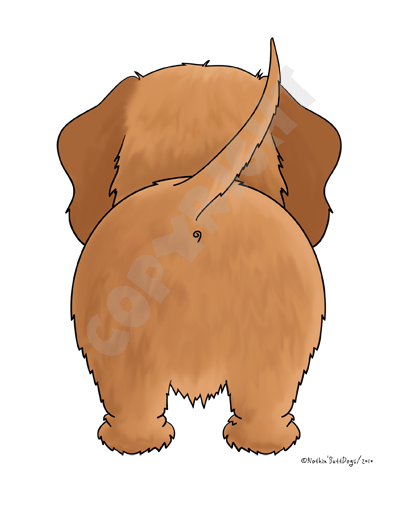 Cartoon colored wires png. Wire haired dachshund big