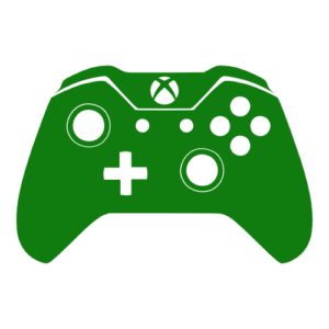 Cartoon gaming controller png. Xbox one c m