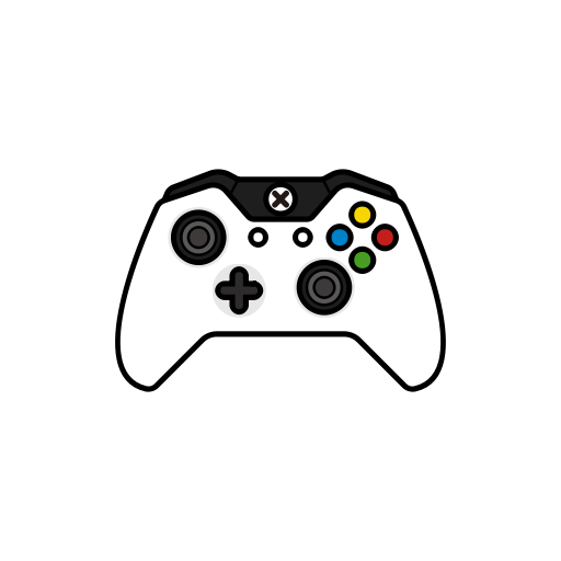 Cartoon controller png. Xbox one controllers by