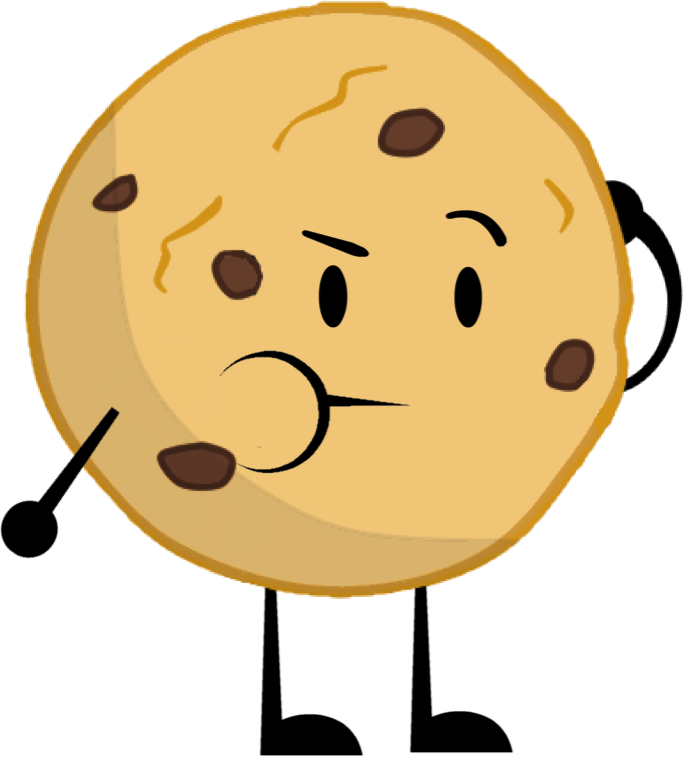 Cartoon cookie png. Image pose object shows