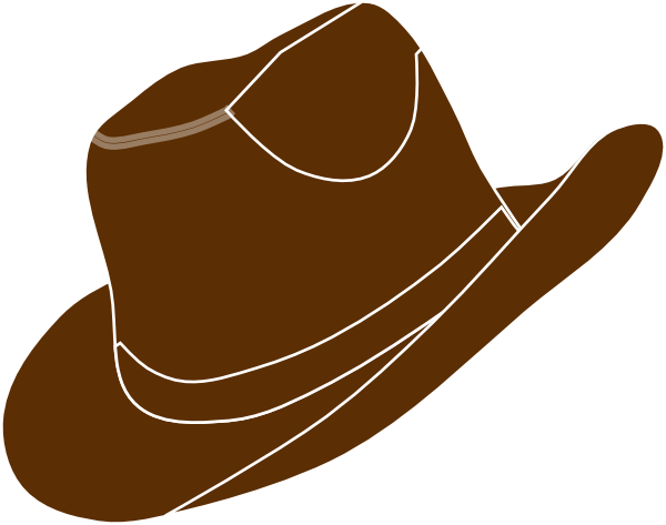 cowboy hat drawing png