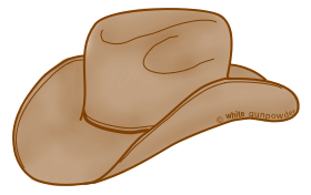 Country png. Cowboy hat transparent pictures