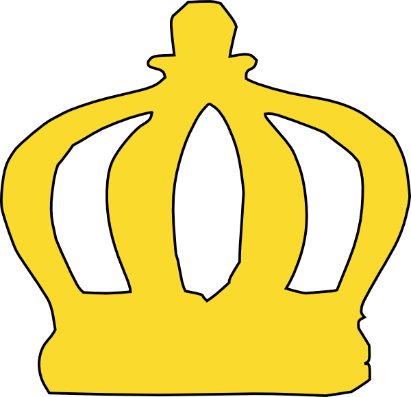 Cartoon crown png. Clip art at clker