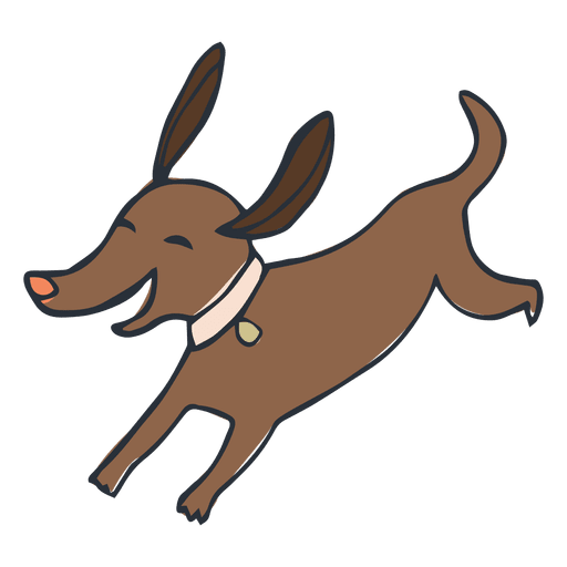 Cartoon dog png. Happy pet transparent svg
