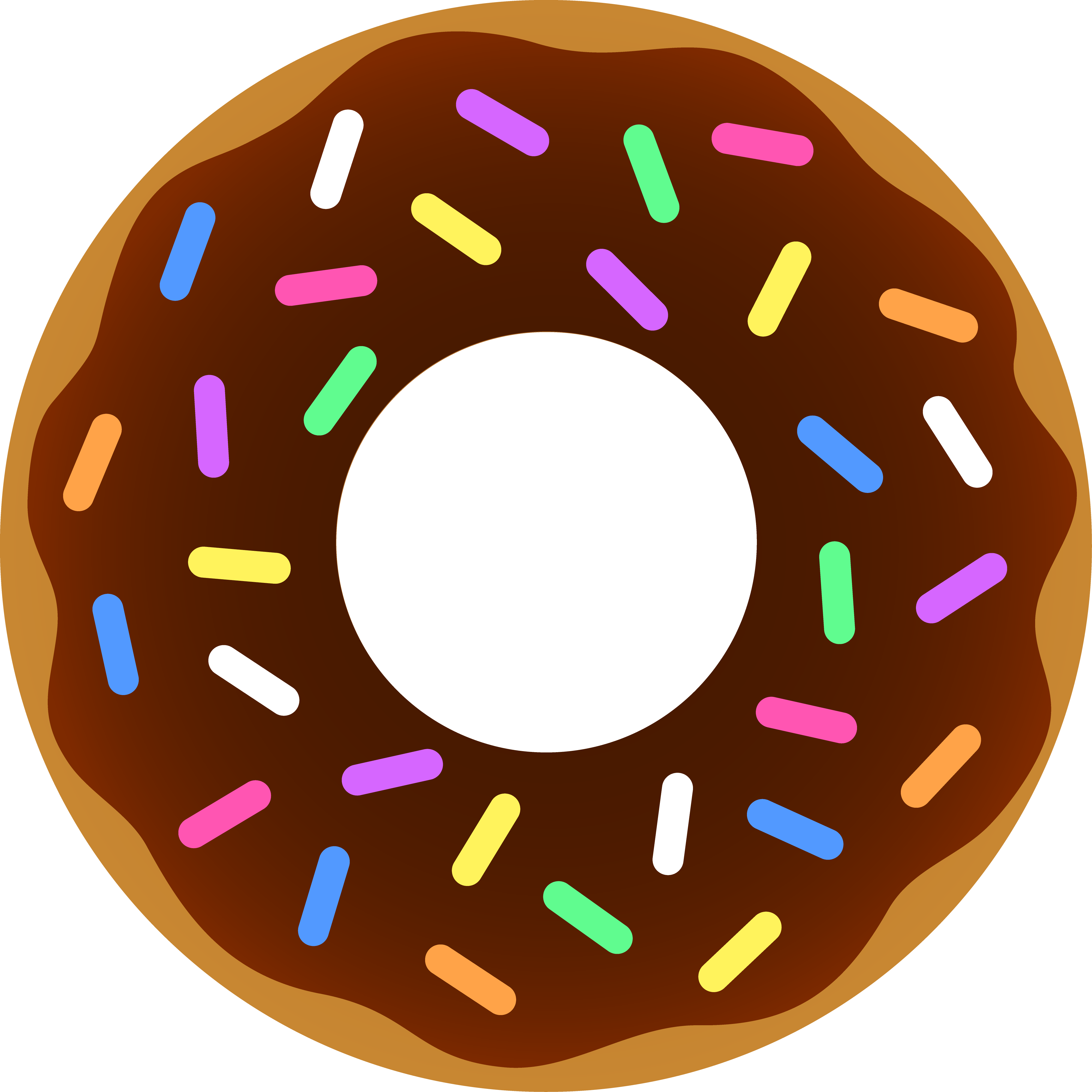 Cartoon donut png. Dunkin donuts coffee and