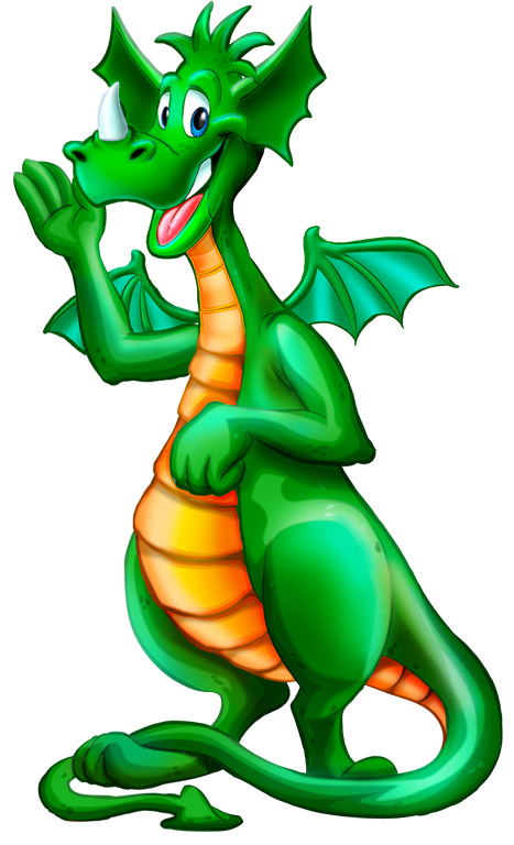 Cartoon dragon png. Transparent pictures free icons