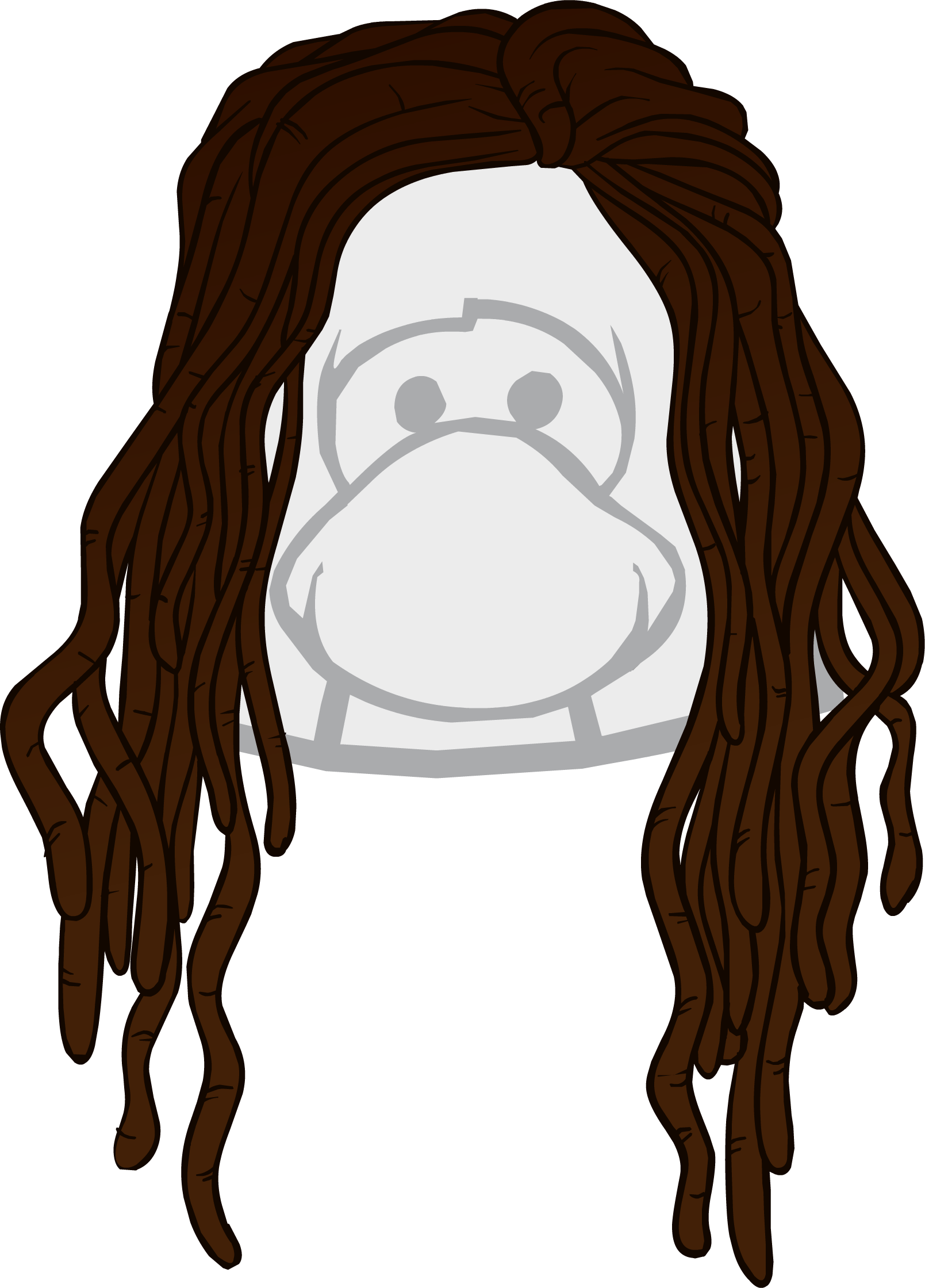 vector dreads png