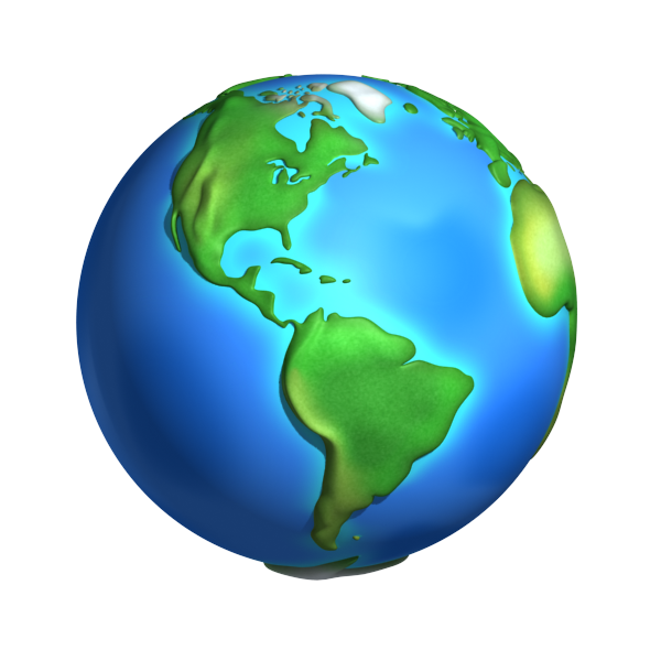Cartoon earth png. World planet free images