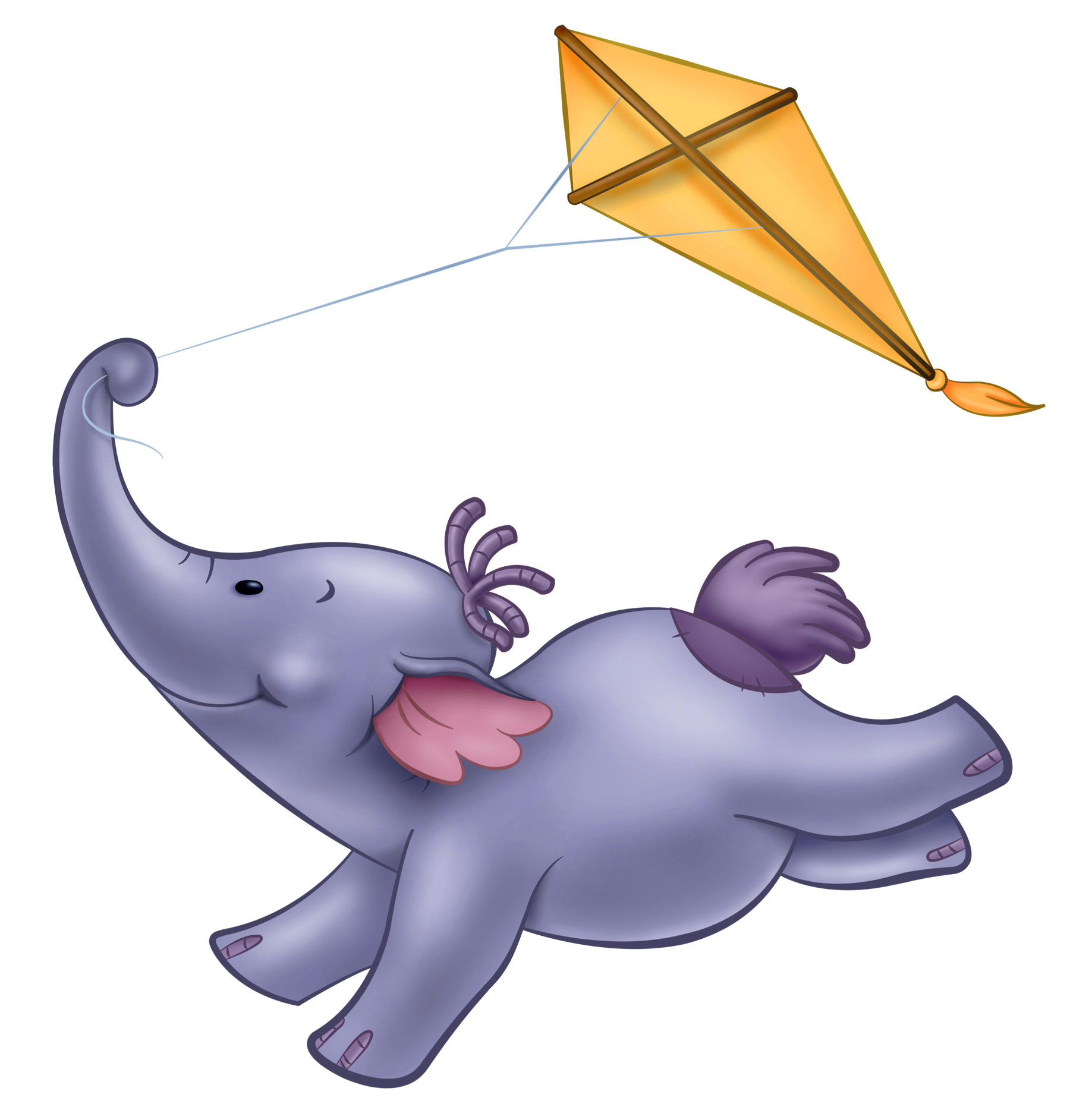 Cute elephant png. Cartoon picture gallery yopriceville