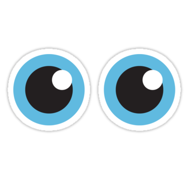 Cartoon eyes png. Funny clipart images silly