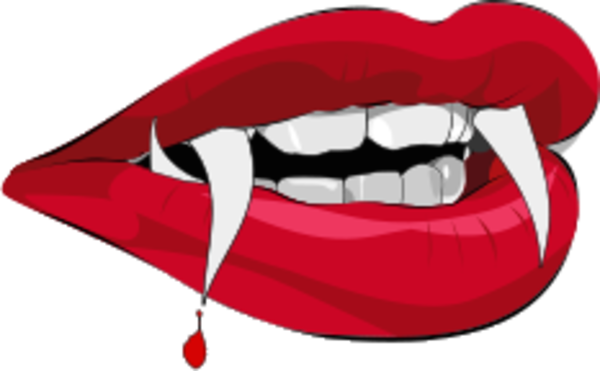 Cartoon fangs png. Collection of vampire