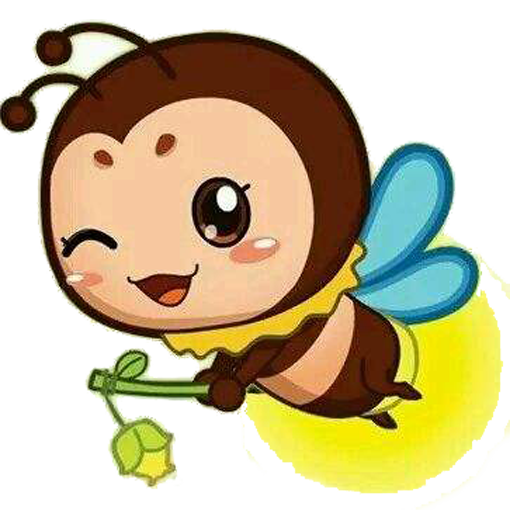 Cartoon firefly png. Flappy bedtime stories light