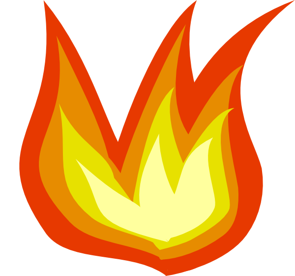Cartoon flames png. Flame transparent pictures free