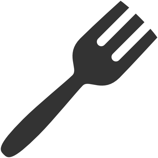 Cartoon fork png. Kitchen icon free download