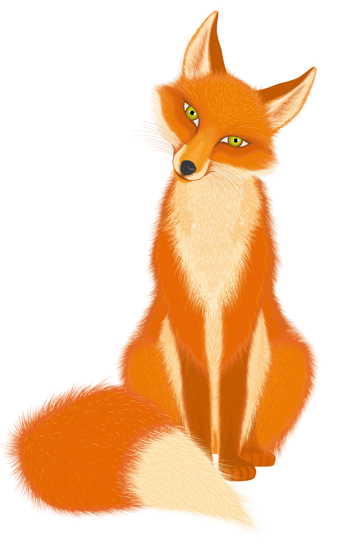 Cartoon fox png. Transparent picture gallery yopriceville