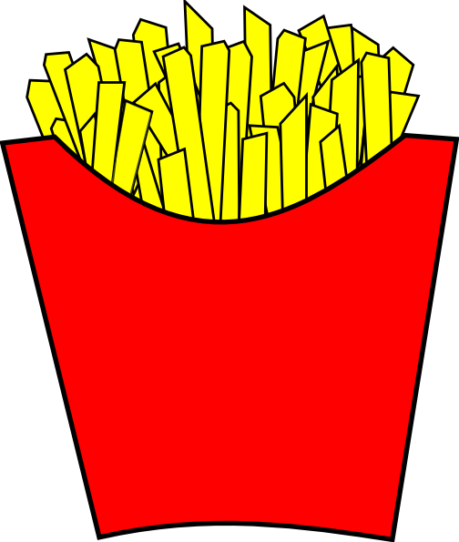 Cartoon french fries png. Modern clip art at