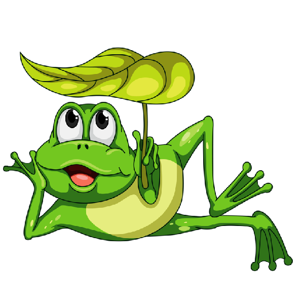 Toad transparent cartoon