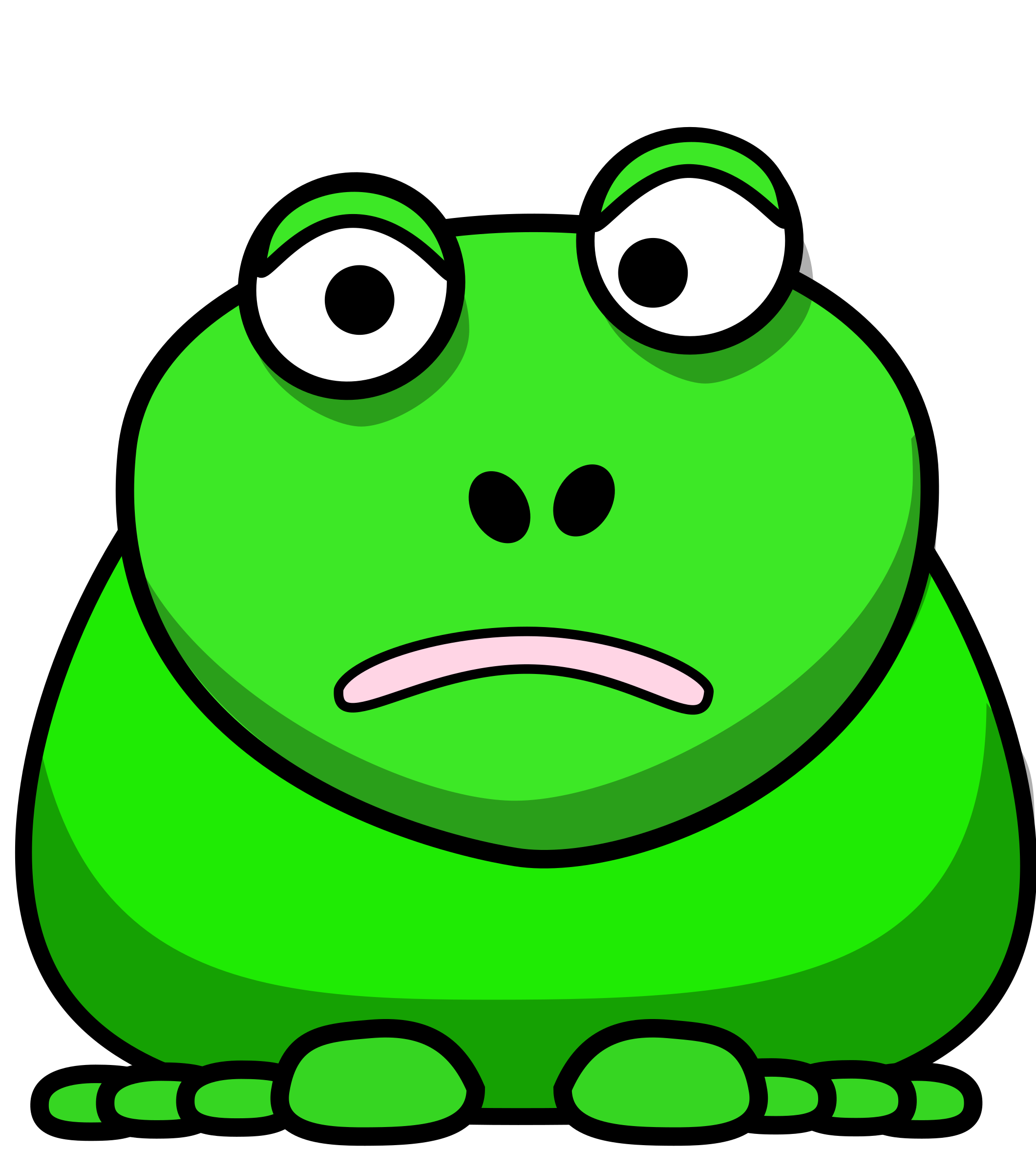 Cartoon frog png. Icons free and downloads