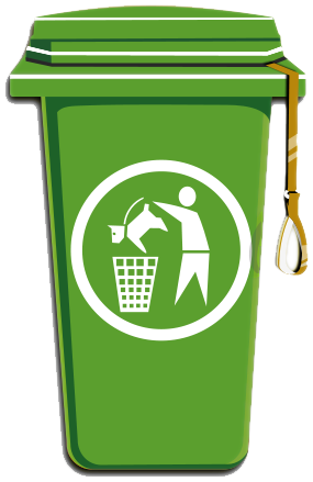 Cartoon garbage can png. Trash transparent images all