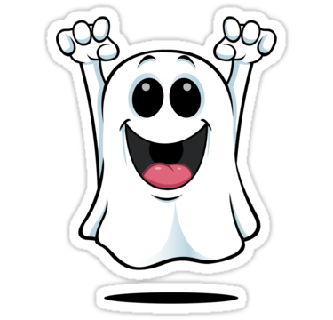 Free download clip art. Ghost cartoon png vector free stock