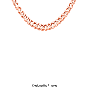 Vector s chain. Gold png vectors psd