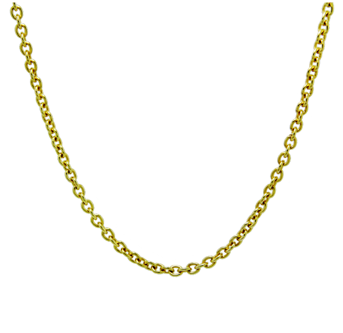 Vector s chain. Gold png background image