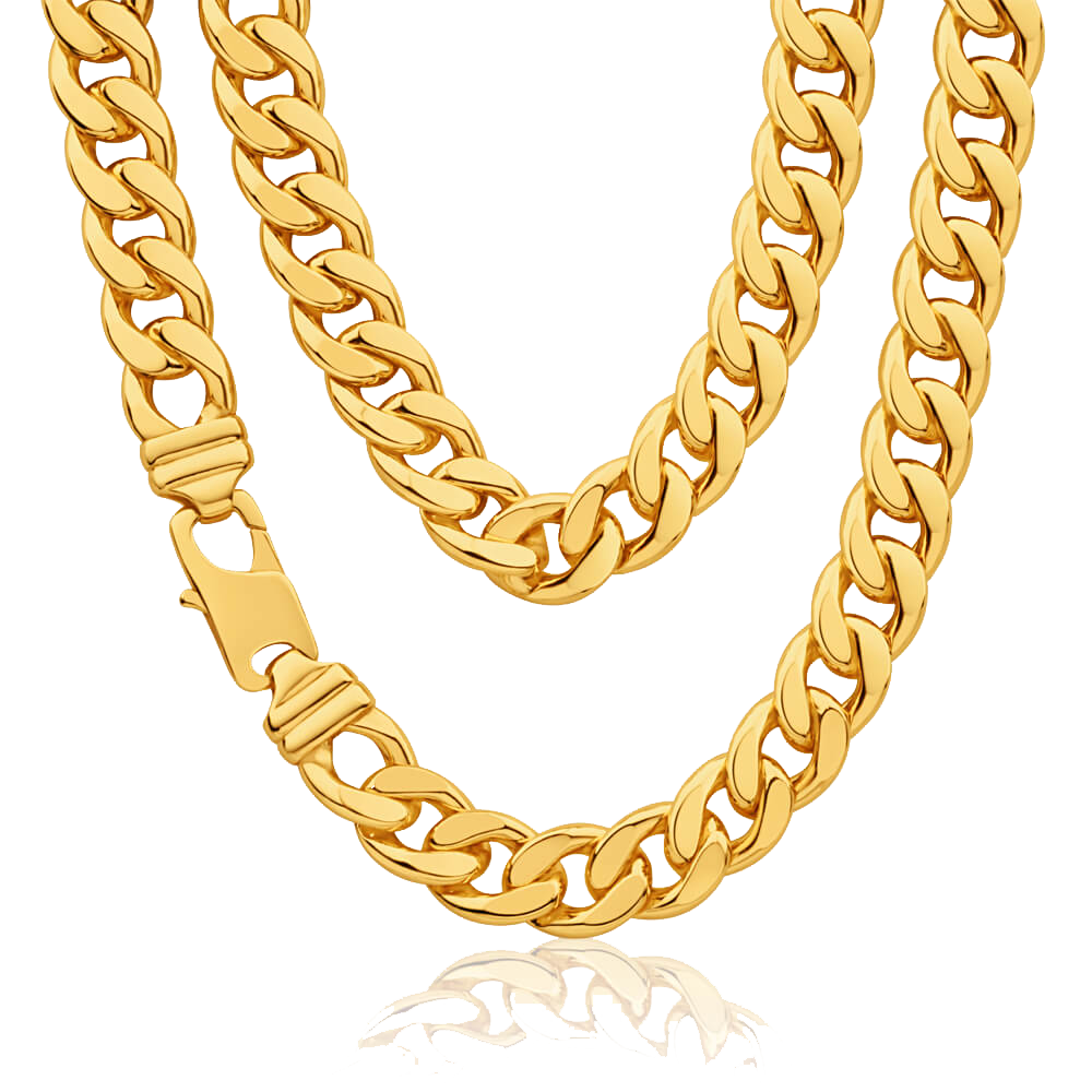 Cartoon gold chain png. Collection of gangster