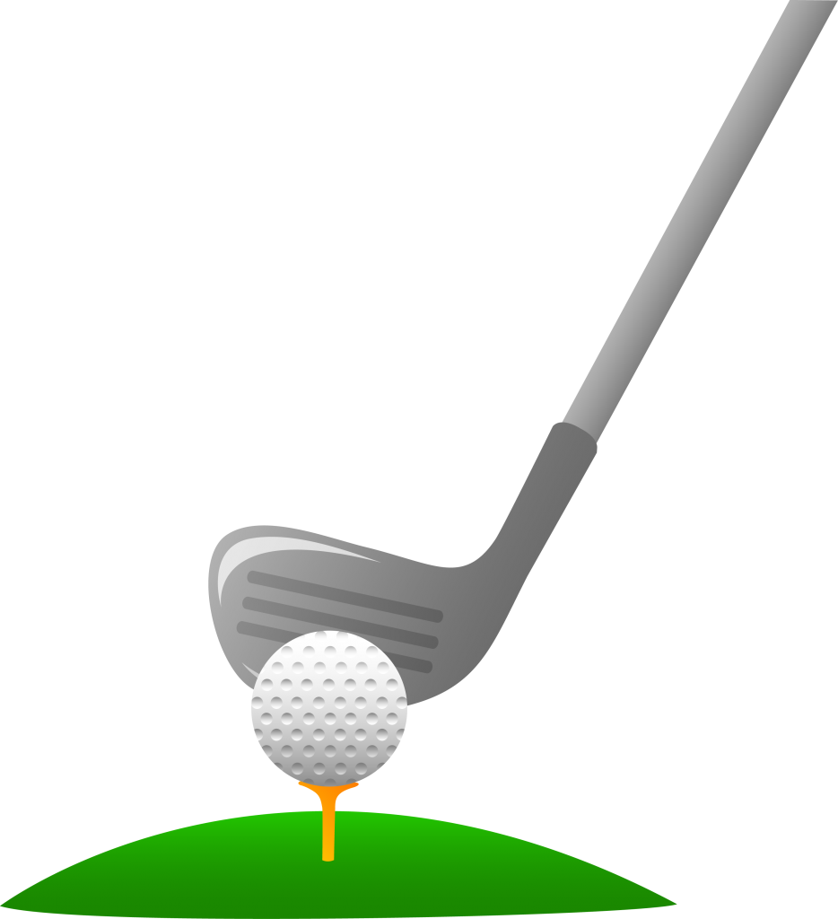 Cartoon golf clubs png. Collection of clipart