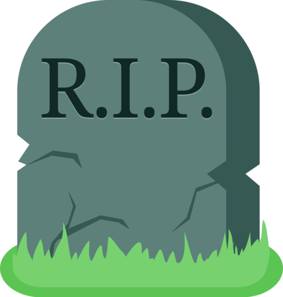 Tombstone vector png. Blank cartoon gravestone related
