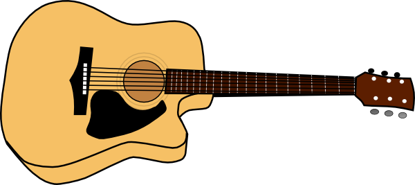 Cartoon guitar png. Pictures free drawing at