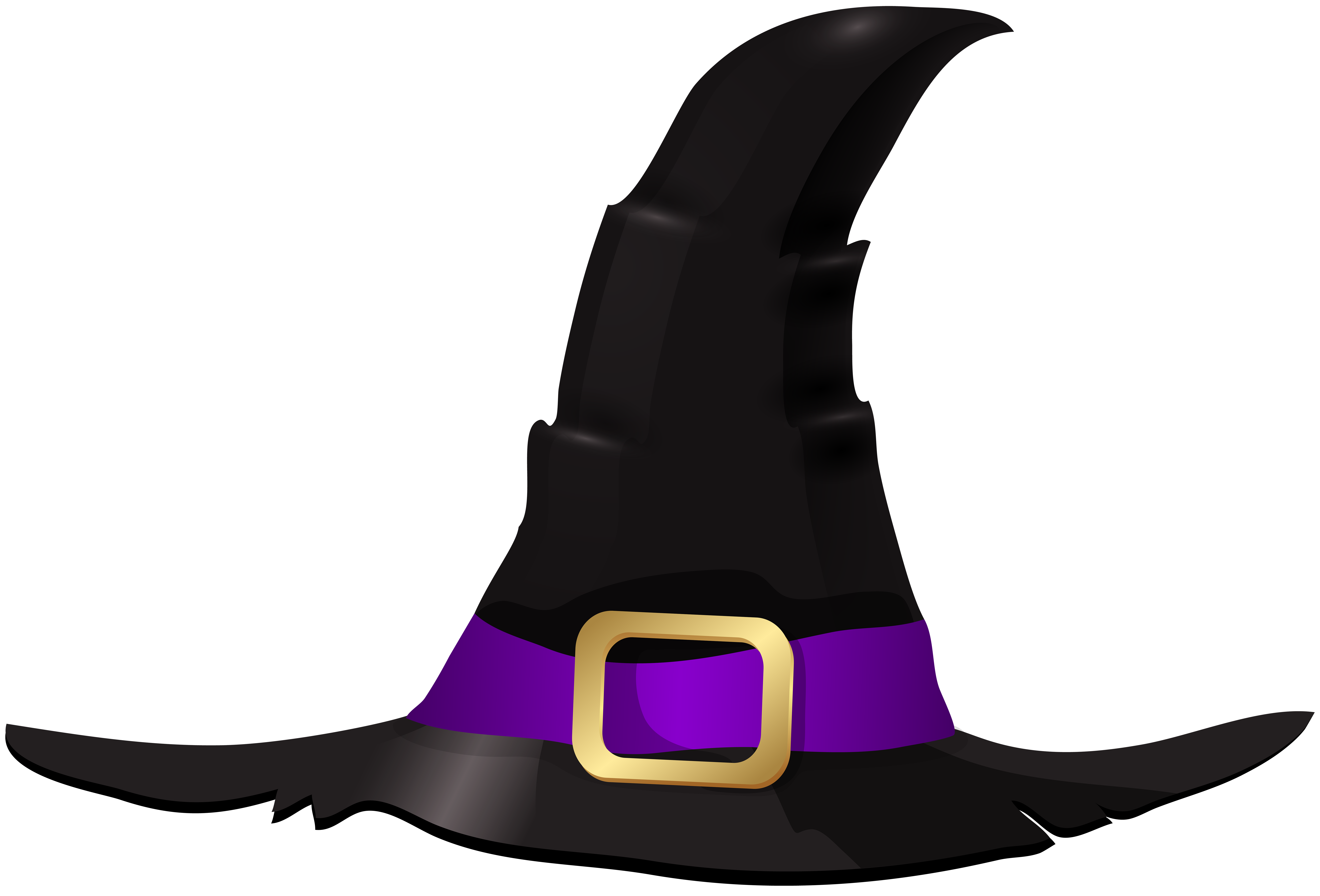 Halloween witch hat png. Clip art image gallery