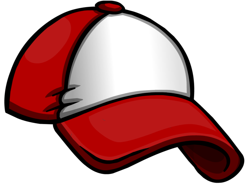 Cartoon hat png. Image new player red