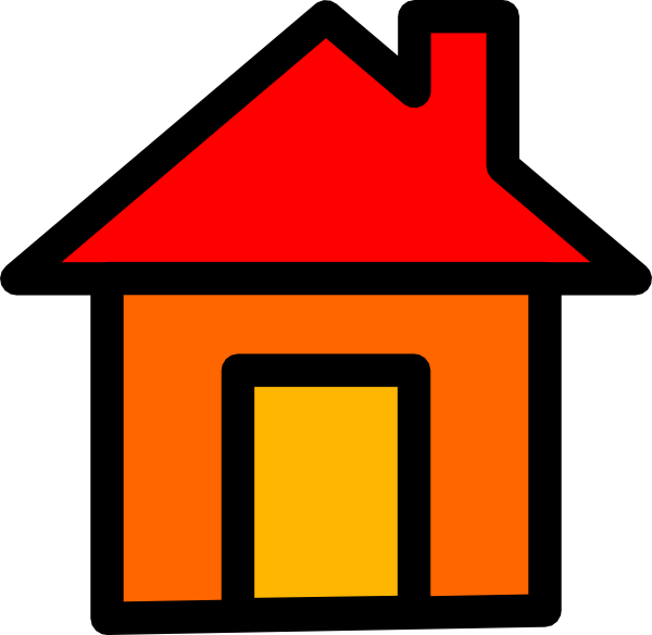 Cartoon home png. Icon clip art at