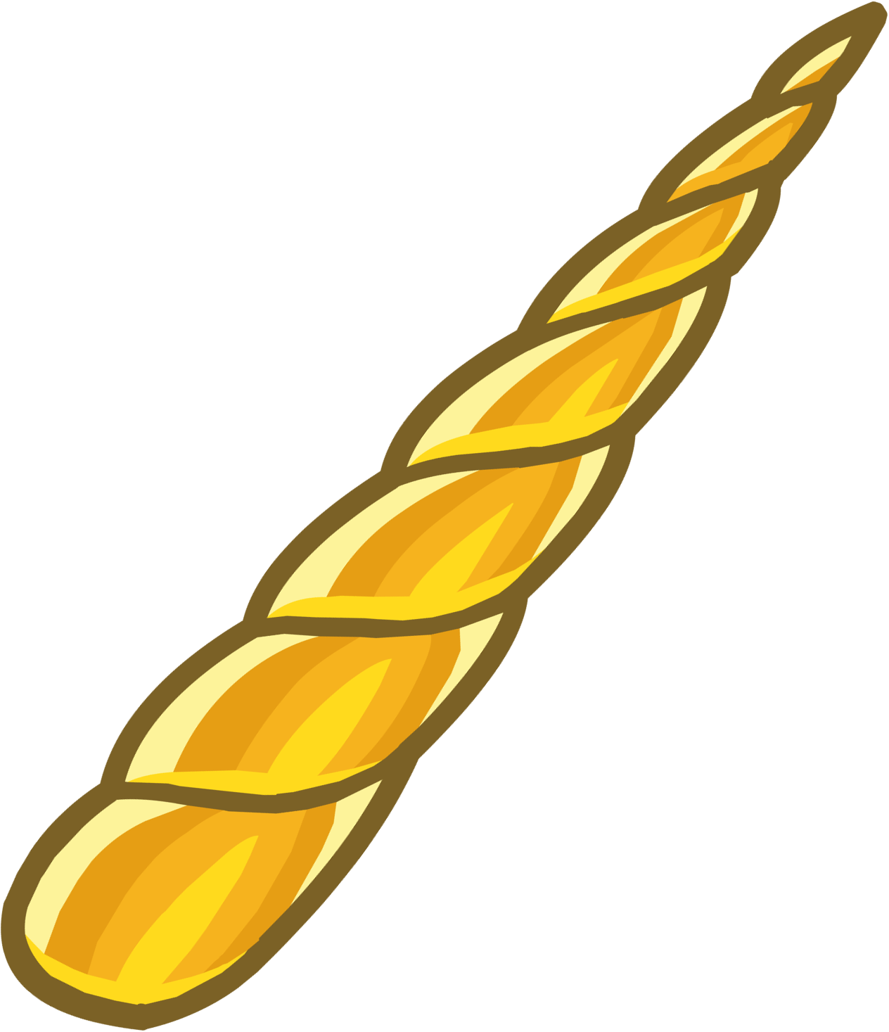 unicorn horn transparent png