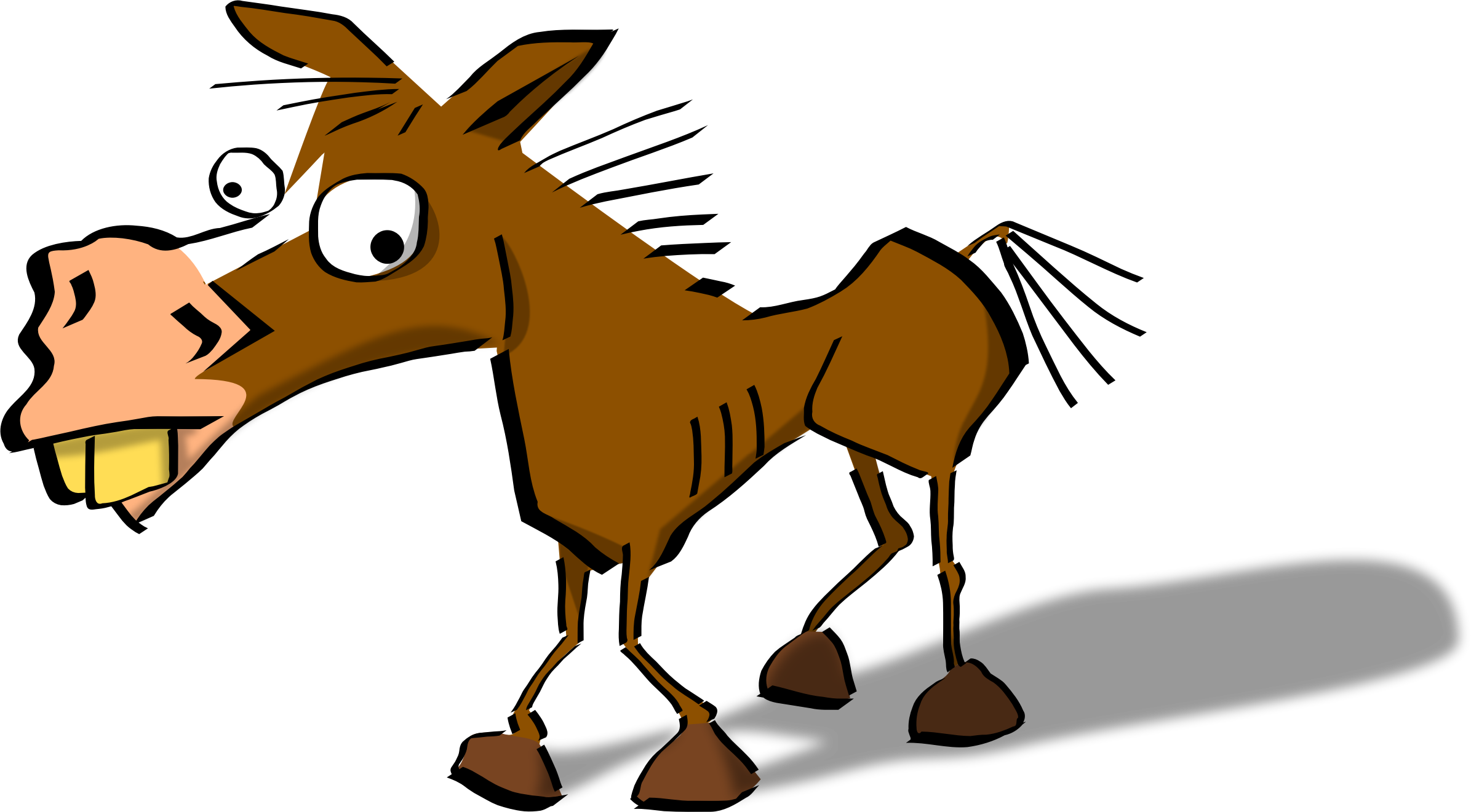 cowboy svg horse transparent background