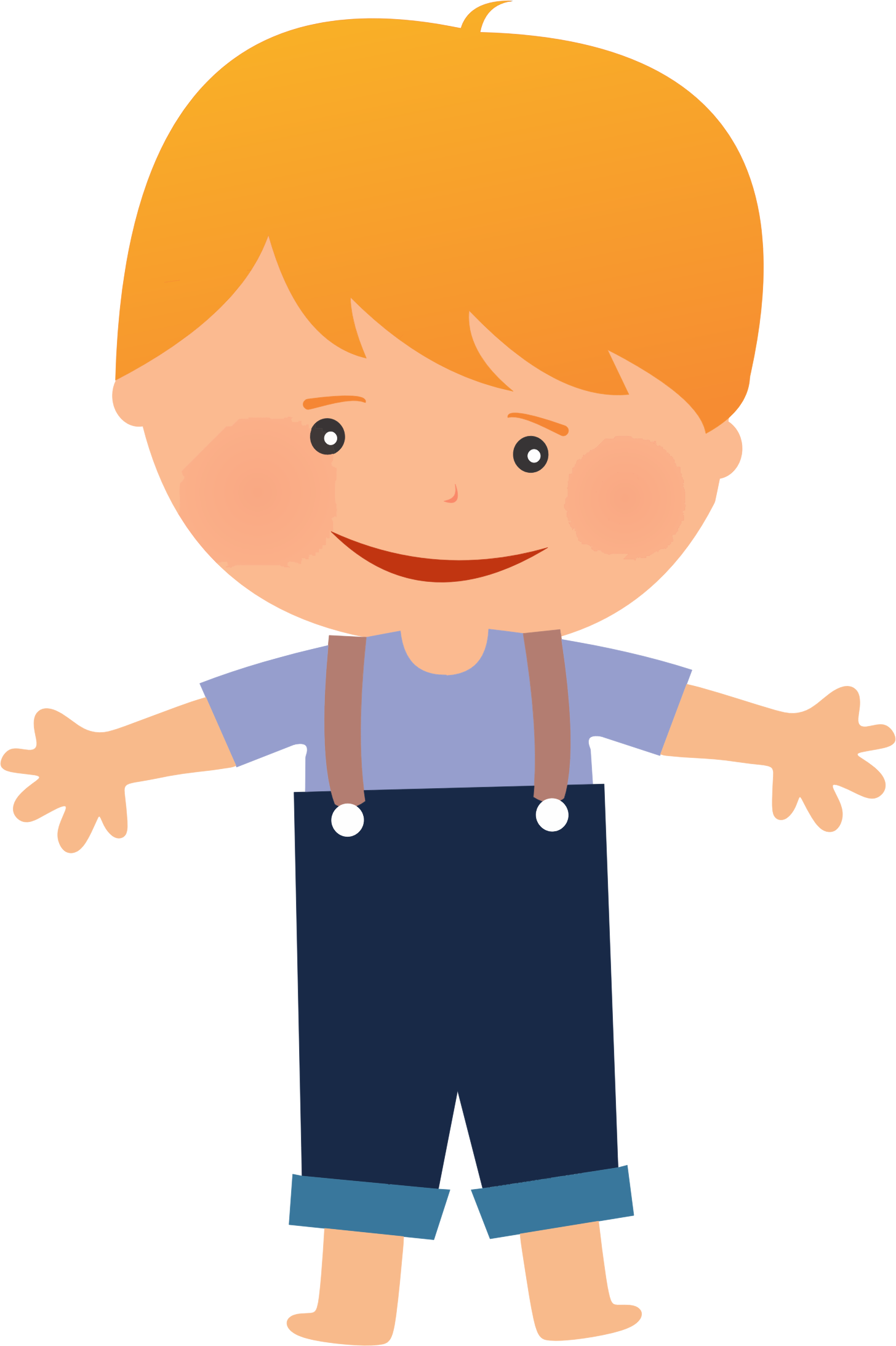 Cartoon kid png. Child clipart