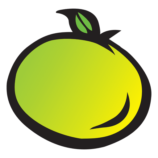 Cartoon lemon png. Transparent svg vector