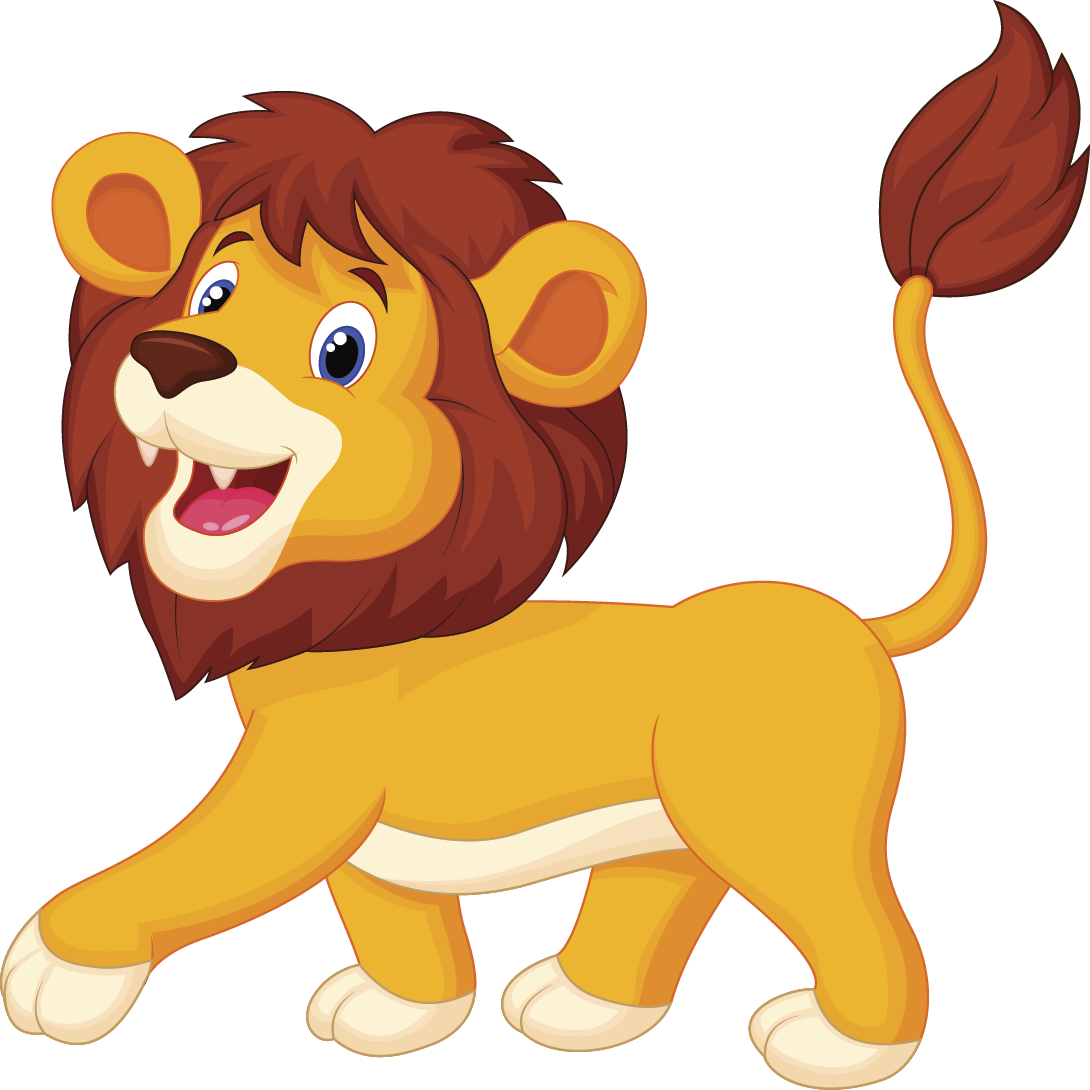 Cartoon lion png. Collection of clipart
