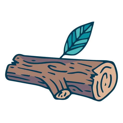 log vector png