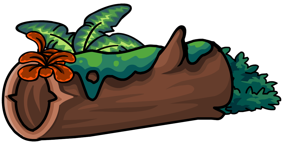 Log png. Image mossy furniture icon