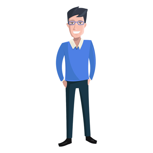 Man png. Cartoon thinking transparent svg
