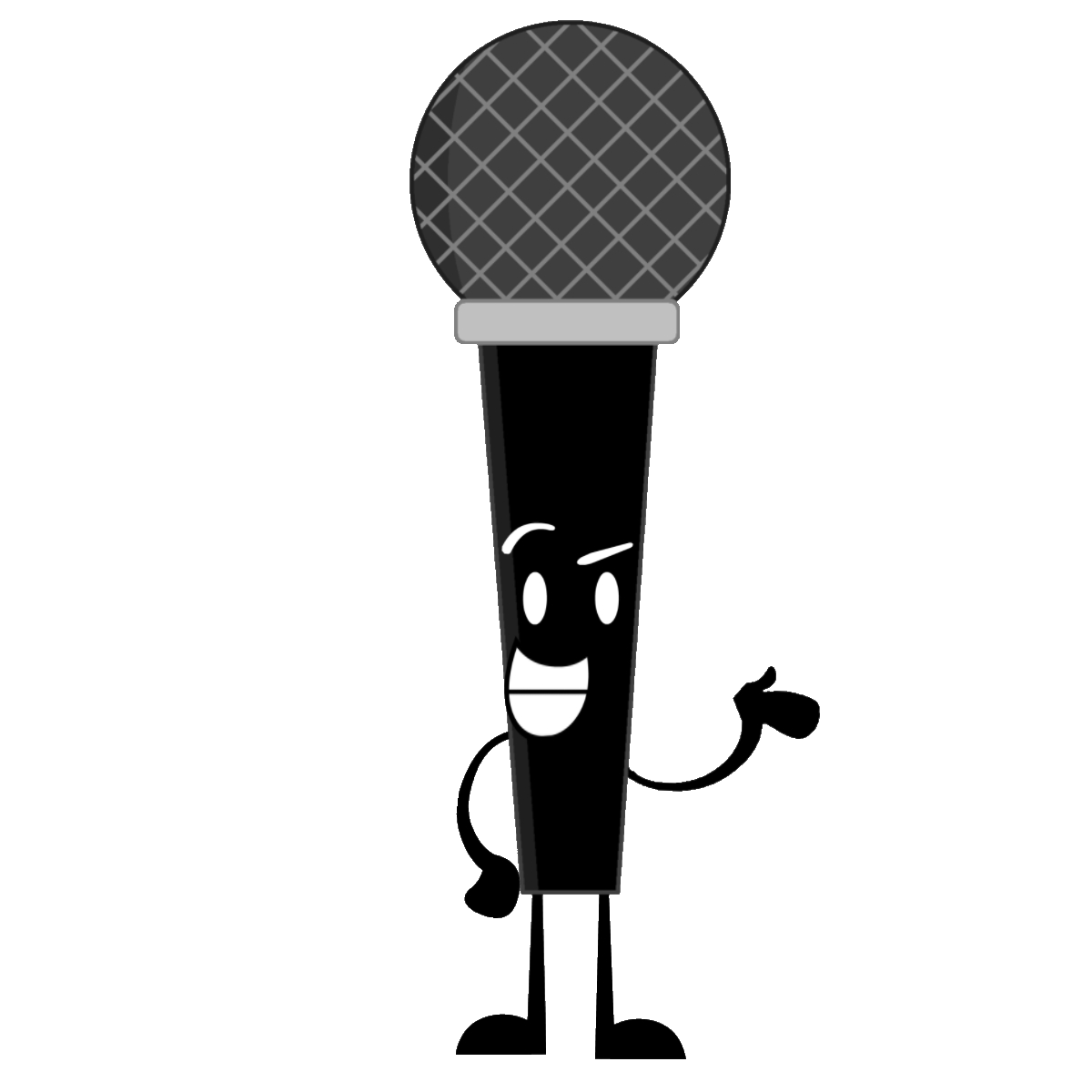 Cartoon microphone png. Image object oppose wikia