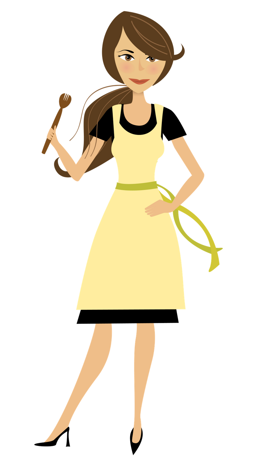 Mom cooking png. Mother transparent pictures free