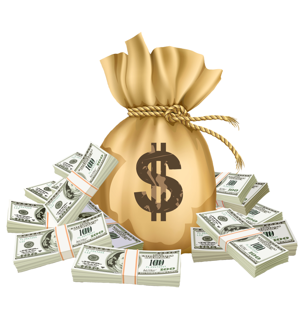 Cartoon money bag png. Clipart picture gallery yopriceville