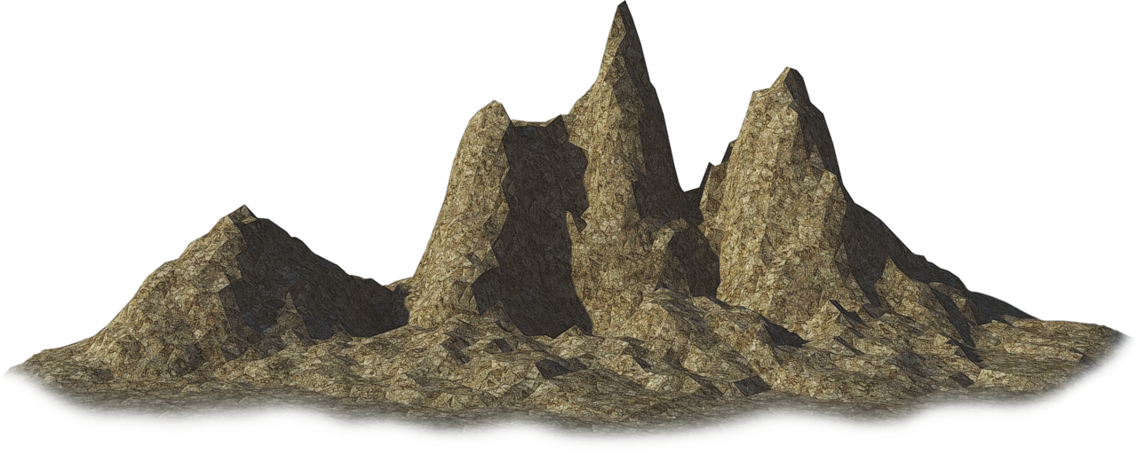 Rock clipart png. Mountain image purepng free