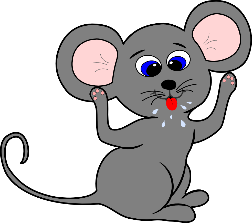Cartoon mouse png. Clipart at getdrawings com
