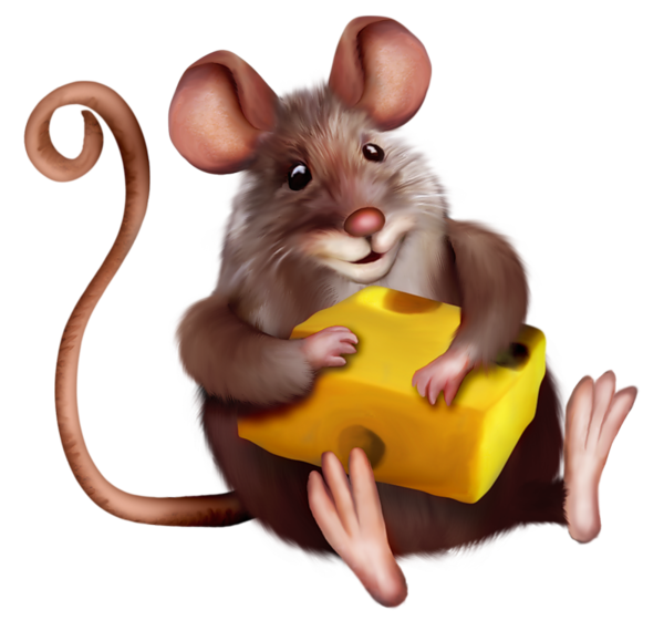 Cartoon mouse png. With cheese clipart gallery