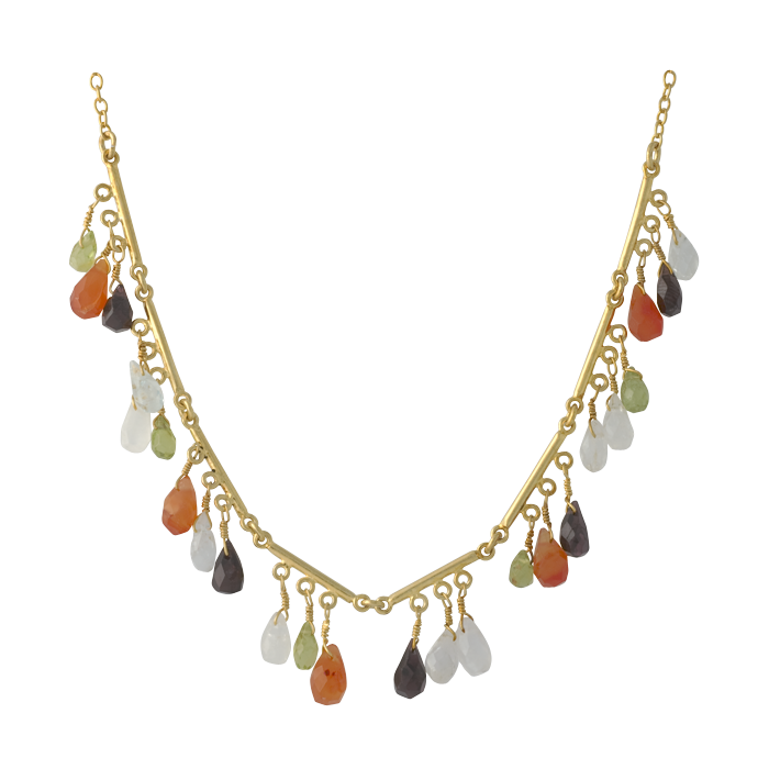 Hippie necklace png